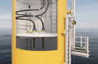 VBMS introduces a sustainable solution for fixing and sealing subsea cables in offshore structures (photo: VBMS)