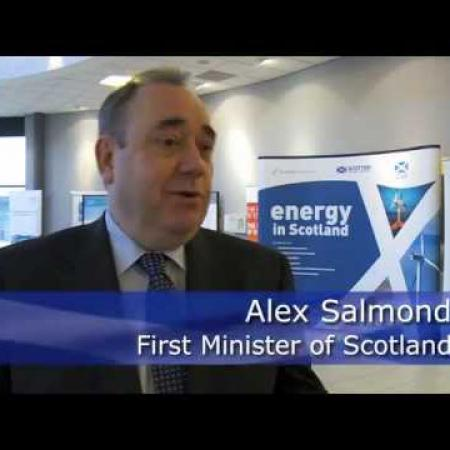 Samsung chooses Scotland