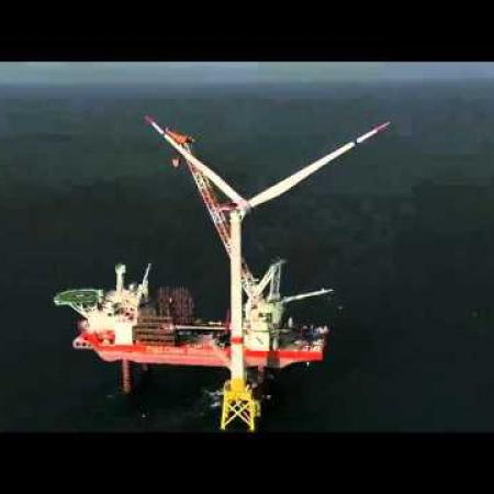 The Haliade Offshore Wind Turbine: An Exceptional Adventure!