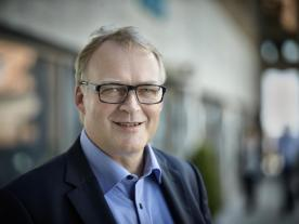 Bent Christensen is in charge of project management in the offshore business at Siemens Gamesa Renewable Energy. (Photo: Siemens Gamesa)