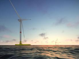 MHI Vestas and Total formally announced their involvement in the Eolmed project this week (pict. Ideol)