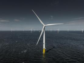 DONG Energy openend 258 MW Burbo Bank Extension Project in Liverpool Bay, UK. (Photo: MHI Vestas)