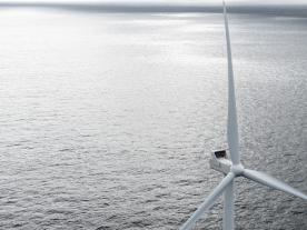 MHI Vestas has installed 50 x V112-3.3MW turbines in the Belgian Nobelwind offshore wind park. (photo: MHI Vestas)