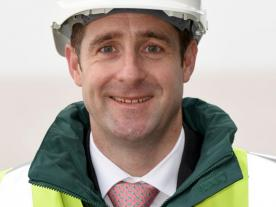 """""""East Anglia has some of the best conditions anywhere in the world for the development of offshore wind"""", says Charlie Jordan, ScottishPower Renewables East Anglia ONE Project Director. (Photo: ScottishPower Renewables)"""