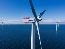 Emden to become service hub for EnBW offshore wind farms (photo: iStock)