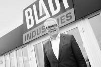 Klaus Steen Mortensen, Chief Executive Officer of Bladt Industries (pict. Bladt)