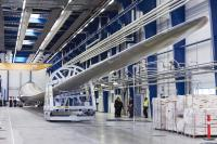 To lower the cost of energy in offshore, Adwen and LM Wind Power have partnered to develop the longest blade in the world. (Photo: LM Wind Power)