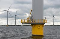 The winning consortium bid 5.45 €-ct per kWh for Borssele Offshore Wind Farm construction. (photo: iStock)