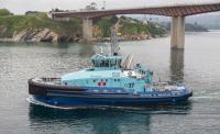 BV classed tug, Dux - now operating in Hammerfest, Norway. (Foto: Gondan Shipbuilders)