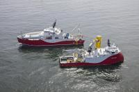 For the works at Hornsea Project One SOC will be utilising vessels and resources from the Siem Offshore group. (Photo: SOC)